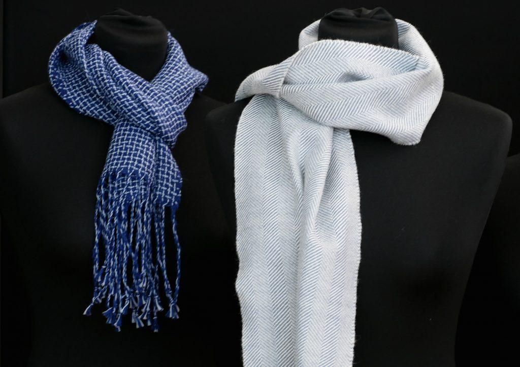 Schal gewoben