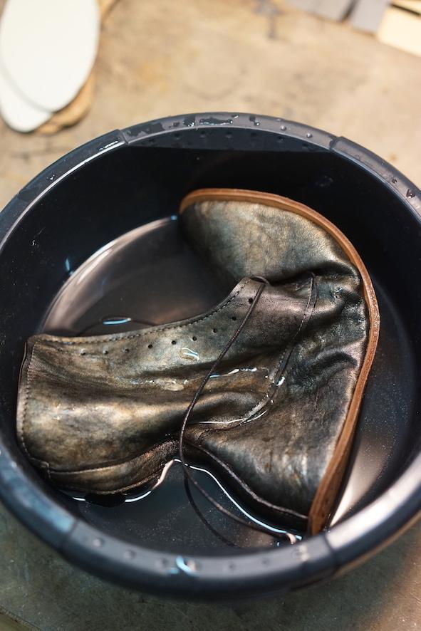 Schuhe selber machen 2