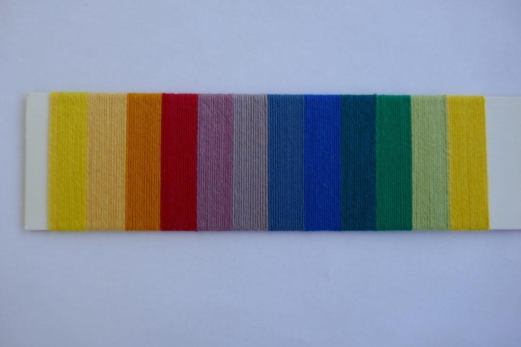 Farbenkarte