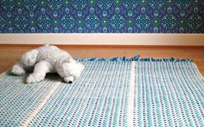 Ein Teppich für unser Kinderzimmer