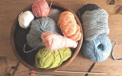 KAL – Knit along mistery PRIMAVERA Teil 1