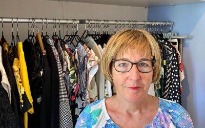 EinBlick in den Kleiderschrank von Barbara