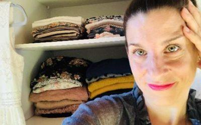 EinBlick in den Kleiderschrank von Corinne